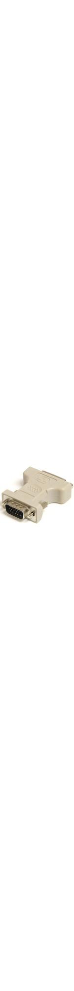 StarTech.com DVI to VGA Cable Adapter - F/M - 1 x DVI-I Female Video - 1 x HD-15 Male VGA - Beige