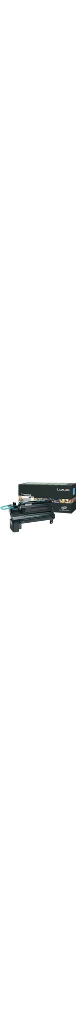 Lexmark C792X1KG Toner Cartridge - Black