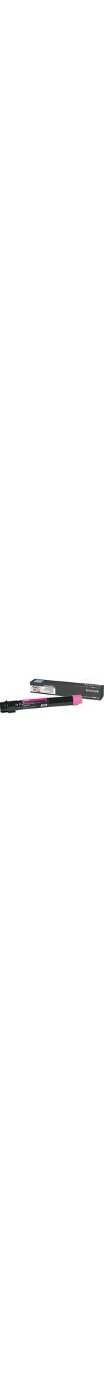 Lexmark C950X2MG Toner Cartridge - Magenta