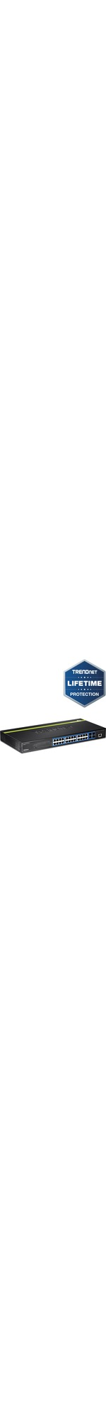 TRENDnet TL2-G244 24 Ports Manageable Ethernet Switch