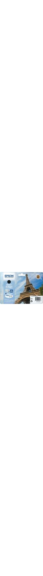 Epson DURABrite Ultra C13T70214010 Ink Cartridge - Black