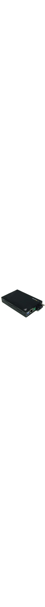 StarTech.com 10/100 Mbps Single Mode Fiber Media Converter SC 30 km - 2 Ports - 1 x SC - Twisted Pair, Fiber - 30km - Desktop, Rack-mountable
