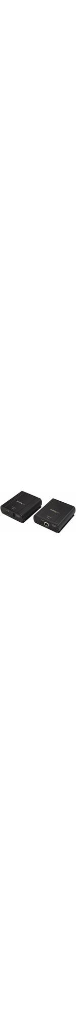 StarTech.com 1 Port USB 2.0 over Cat5 / Cat6 Ethernet Extender - up to 330ft 100m