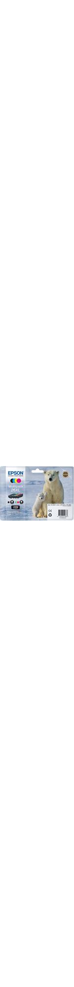 Epson Claria 26XL Ink Cartridge