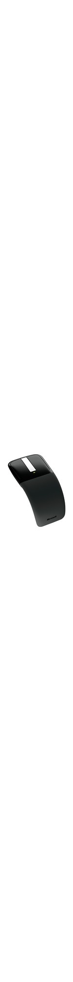 Microsoft Arc Touch Mouse - BlueTrack - Wireless - Black