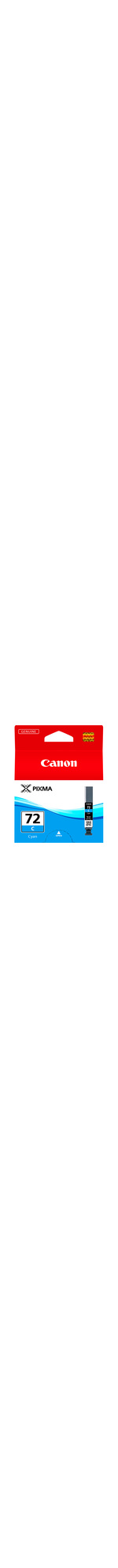 Canon LUCIA PGI-72C Ink Cartridge - Cyan