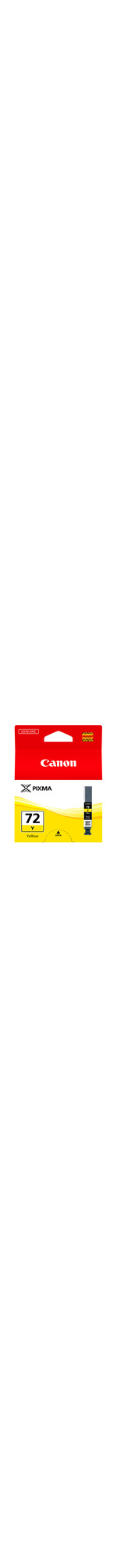 Canon LUCIA PGI-72Y Ink Cartridge - Yellow