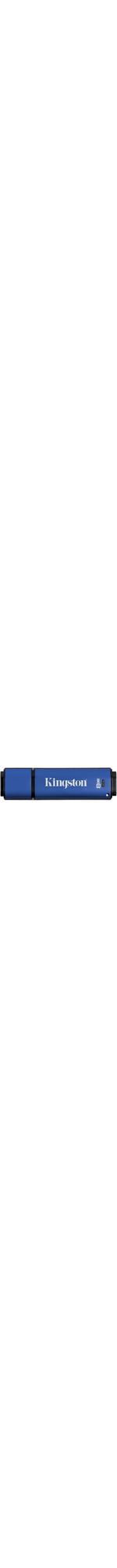 Kingston DataTraveler Vault 8 GB USB 3.0 Flash Drive