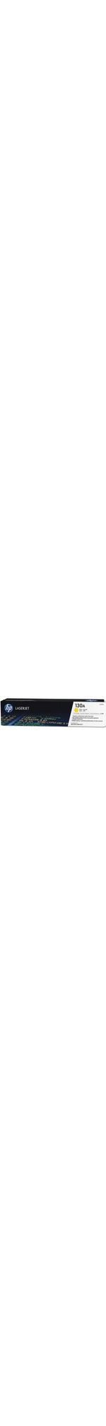 HP 130A Toner Cartridge - Yellow