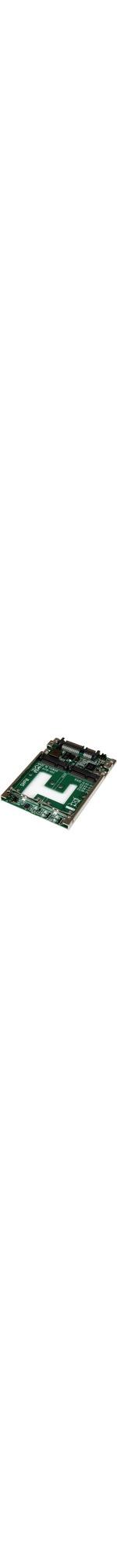 StarTech.com Dual mSATA SSD to 2.5And#34; SATA RAID Adapter Converter - Serial ATA/600 Controller - SATA/600