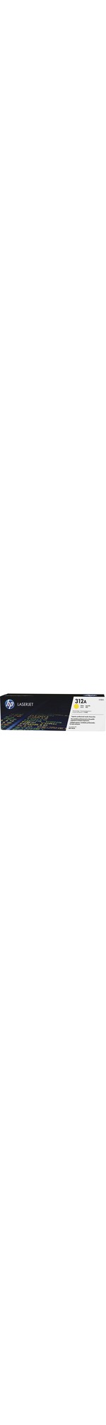 HP 312A Yellow Laser Toner Cartridge