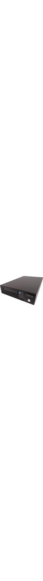 Quantum LTO-5 Tape Drive - 1.50 TB Native/3 TB Compressed - Black - 6Gb/s SAS - 1/2H Height