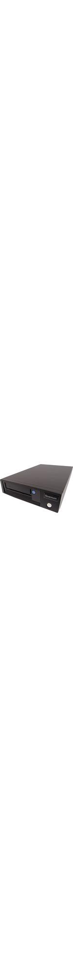 Quantum LTO-6 Tape Drive - 2.50 TB Native/6.25 TB Compressed - SAS - 1/2H Height - Tabletop
