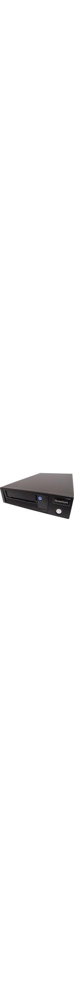 Quantum LTO-6 Tape Drive - 2.50 TB Native/6.25 TB Compressed - SAS - 1/2H Height - 1U Rack Height