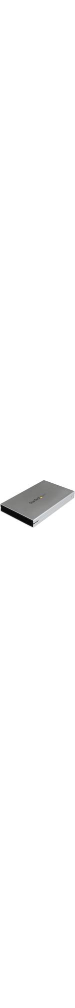 StarTech.com eSATAp / eSATA or USB 3.0 External 2.5in SATA III 6 Gbps Hard Drive Enclosure with UASP