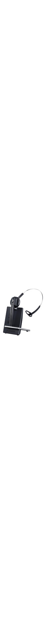 Sennheiser D 10 USB ML Wireless DECT CAT-iq Mono Headset - Over-the-head, Over-the-ear - Supra-aural