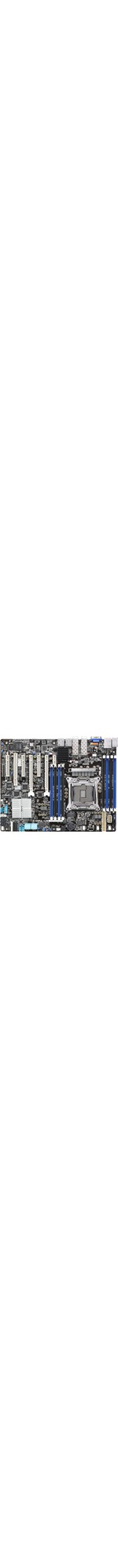 Asus Z10PA-U8/10G-2S Server Motherboard - Intel C612 Chipset - Socket LGA 2011-v3 - ATX - 1 x Processor Support - 512 GB DDR4 SDRAM Maximum RAM - 2.13 GHz, 1.87 GHz,