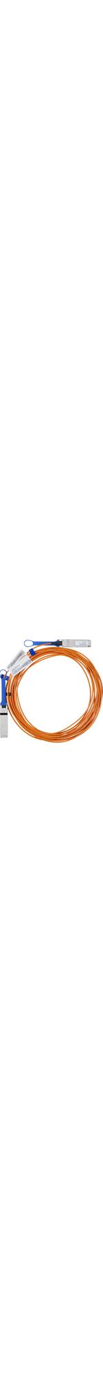 Mellanox Fibre Optic Network Cable for Network Device - 10.06 m - 1 x QSFP Male Network - 1 x QSFP Male Network