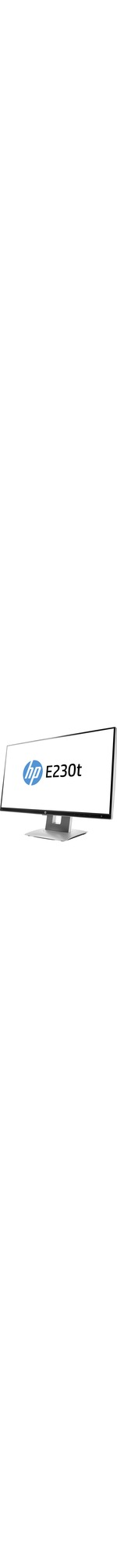 HP Business E230t 58.4 cm 23And#34; LCD Touchscreen Monitor - 16:9 - 5 ms