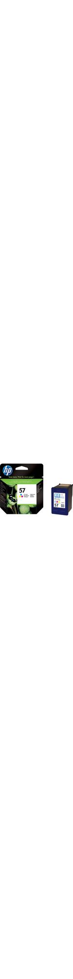 HP No. 57 Ink Cartridge - Cyan, Magenta, Yellow
