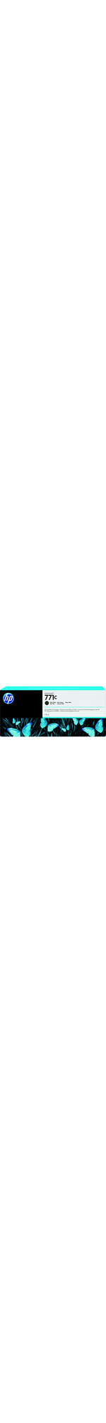 HP 771C Ink Cartridge - Matte Black