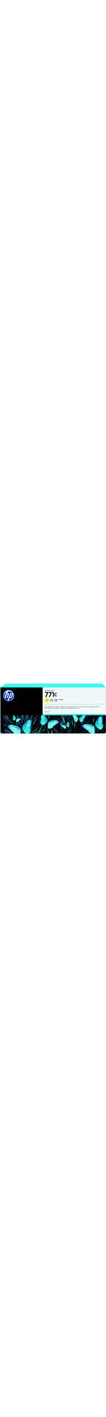 HP 771C Yellow Ink Cartridge x3 Pack