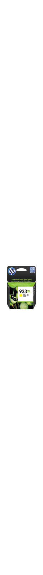 HP 933XL Yellow Ink Cartridge - CN056AE#BGY