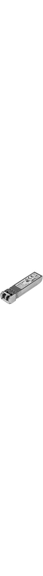 StarTech.com HP AJ717A Compatible SFP Module - 8GFC Fiber Optical SFP Transceiver - Lifetime Warranty - 8 Gbps - Maximum Transfer Distance: 10 km 6.2 mi - 100% com