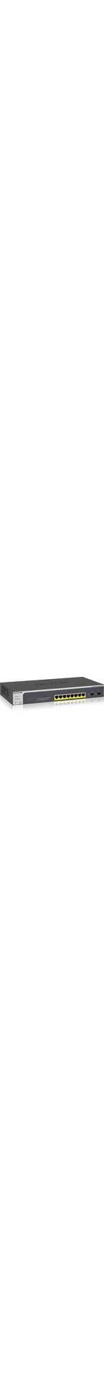 Netgear ProSafe GS510TLP 8 Ports Manageable Layer 3 Switch