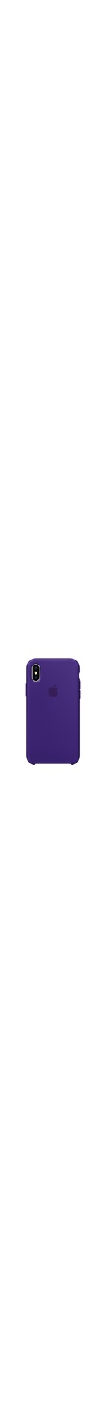 Apple Case for Apple iPhone X Smartphone - Ultra Violet
