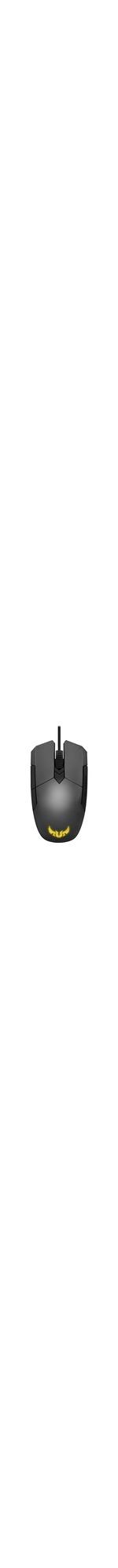 ASUS TUF Gaming M5 ambidextrous ergonomic RGB gaming mouse