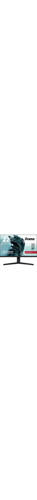 iiyama Red Eagle G-Master GB2770HSU-B1 27And#34; Full HD 165Hz LED LCD Monitor - 16:9 - Matte Black