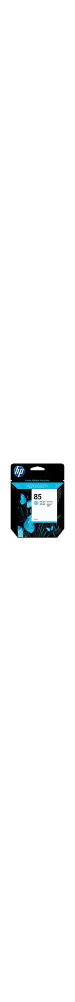 HP No. 85 Ink Cartridge - Light Cyan