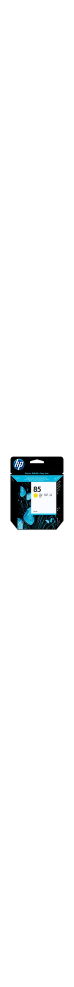 HP No. 85 Ink Cartridge - Yellow