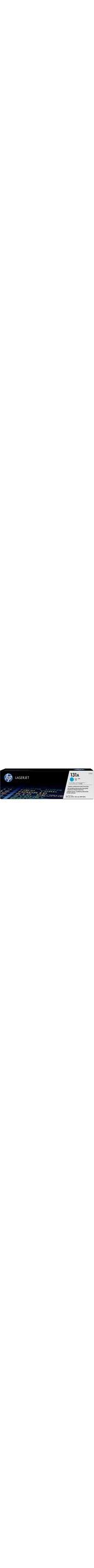 HP 131A Toner Cartridge - Cyan - Laser - Standard Yield - 1800 Page - 1 Each