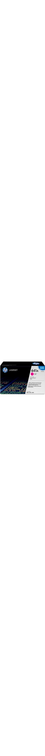 HP 641A Toner Cartridge - Magenta - Laser - 8000 Page - 1 Each