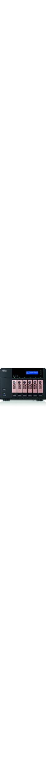Fujitsu CELVIN Q905 6 x Total Bays NAS Server - Desktop - Intel Celeron J1900 Quad-core 4 Core 2.42 GHz - 24 TB HDD - Serial ATA/600 - RAID Supported 0, 1, 5, 6, 1