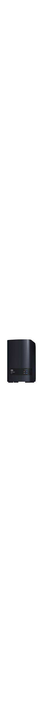 WD My Cloud EX2 WDBVBZ0080JCH-EESN 2 x Total Bays NAS Server - Tower