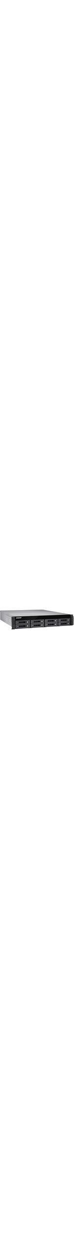 QNAP Turbo NAS TS-EC880U-E3-4GE-R2 8 x Total Bays SAN/NAS Server - 2U - Rack-mountable