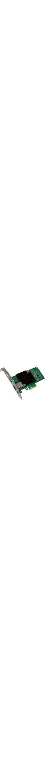Intel X550-T1 10Gigabit Ethernet Card for Server - PCI Express 3.0 x16 - 1 Ports - 1 - Twisted Pair - Bulk