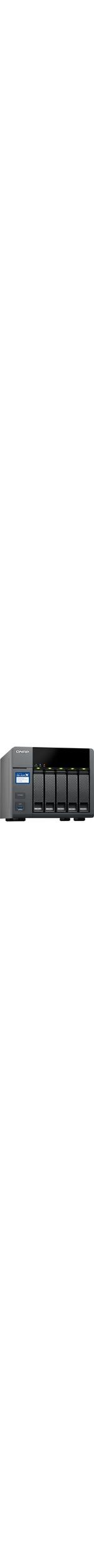 QNAP Turbo NAS TS-531X 5 x Total Bays SAN/NAS Storage System - Tower - ARM AL-314 Quad-core