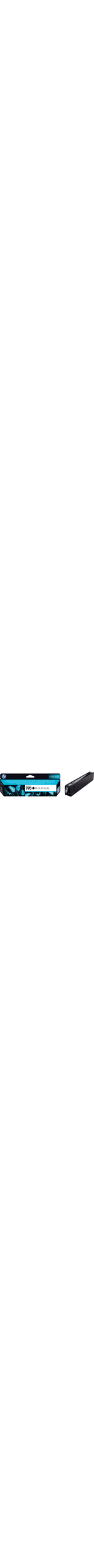 HP 970 Ink Cartridge - Black