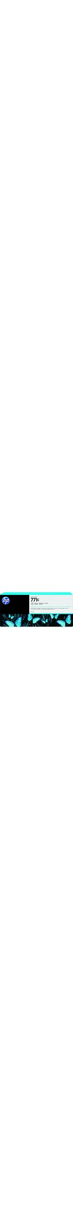 HP 771C Ink Cartridge - Light Grey