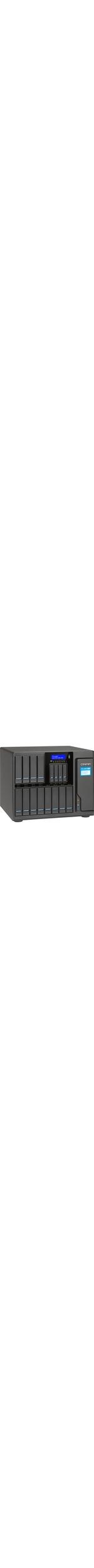 QNAP Turbo NAS TS-1685 16 x Total Bays SAN/NAS Storage System - Desktop - Intel Xeon D-1521 Quad-core
