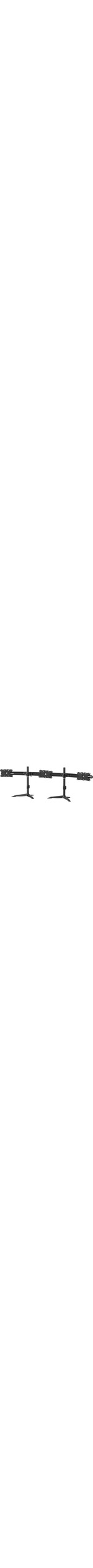 Amer Horizontal Display Stand - Up to 32And#34; Screen Support