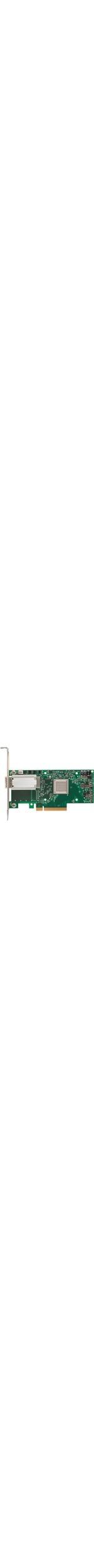 Mellanox ConnectX-4 MCX4111A-ACAT 25Gigabit Ethernet Card - PCI Express 3.0 x8 - 1 Ports - Optical Fiber