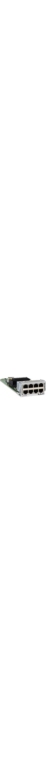 Netgear APM408C Expansion Module - 8 RJ-45 10GBase-T Network LAN - For Data Networking - Twisted Pair10 Gigabit Ethernet - 10GBase-T