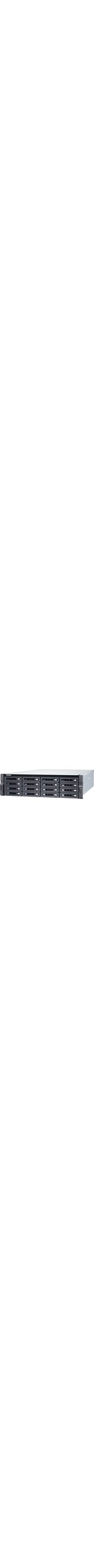 QNAP TS-1683XU-RP-E2124-16G 16 x Total Bays SAN/NAS Storage System - 4 GB Flash Memory Capacity - Intel Xeon Quad-core 4 Core 3.30 GHz - 16 GB RAM - DDR4 SDRAM - 3