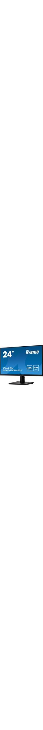 iiyama ProLite XU2493HSU-B1 23.8And#34; Full HD LED LCD Monitor - 16:9 - Matte Black