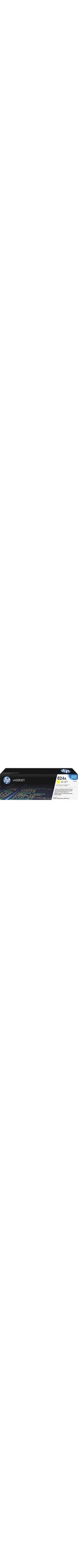 HP CB382A Toner Cartridge - Yellow